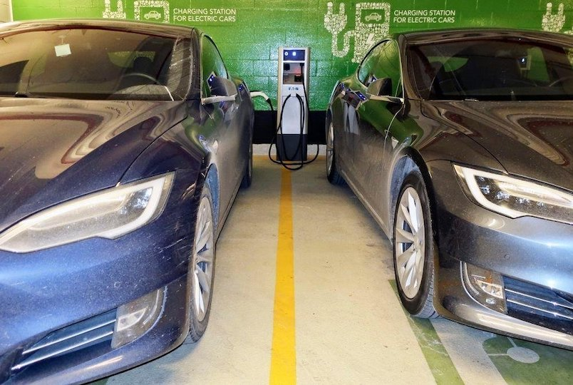 Landlords face parking challenges with the rise of electric cars