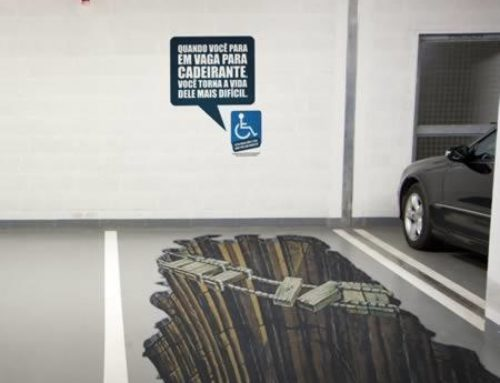 Educating Motorists To Reduce Illegal Parking In Accessible Spots.